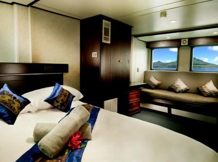 Truk Lagoon, double room