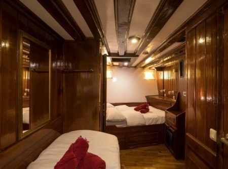 S/Y The Phinisi Cabin 1