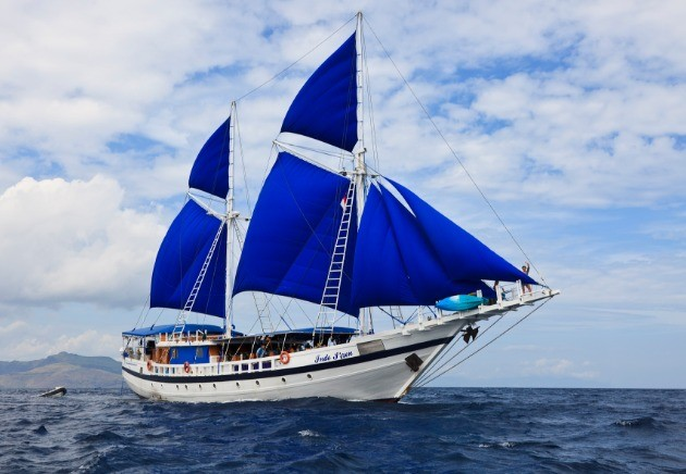 Indo Siren, Liveaboard diving and sailing vessel